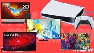 Best 4K 120Hz HDR TV with game mode for PlayStation 5 (PS5)