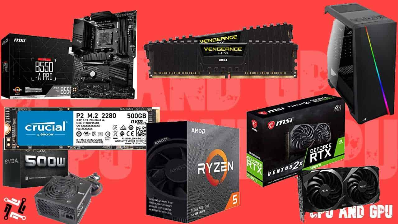 Best 700 Rtx 3060 Pc Build For 1080p 144hz Gaming July 2021 Cpu And Gpu Best pc build for 1080p 144hz gaming